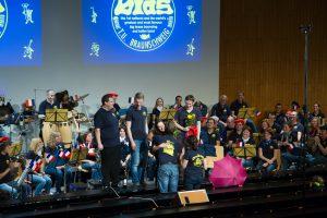 Vielen Dank and unseren Anzähler und unseren Vorstand für die Organisation dieses tollen Konzerts!